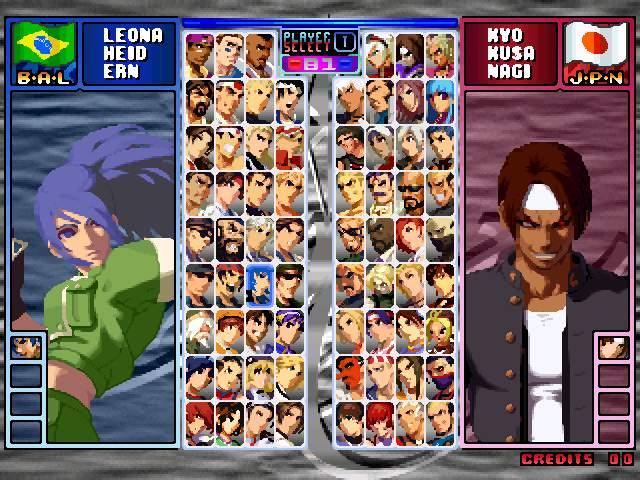 kof mugen download